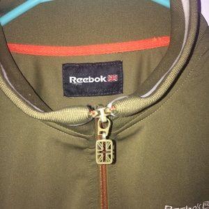 Reebok Classic Originals zip up hoodie